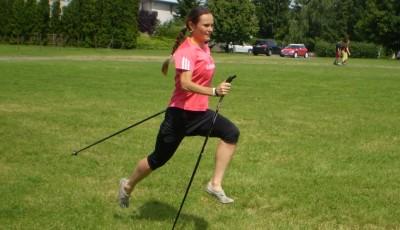 Běh s holemi - super zpestření tréninku