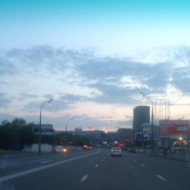 Доброе утро любимый город доброй