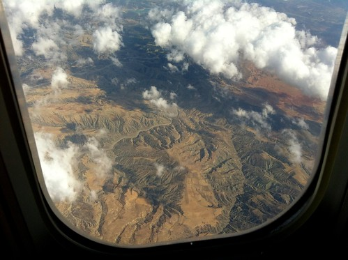 cloud mountain mountains window clouds plane airplane cool view sight