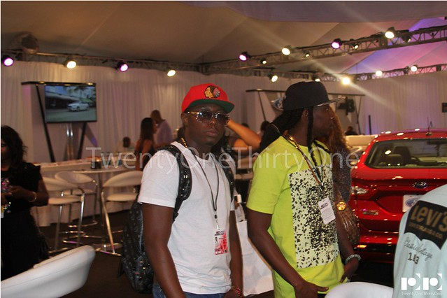 Jay Foley caught up with R2Bees and Ice Prince at BET Awards 2013 (11)