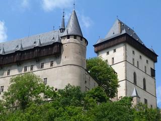 Castillo de Karlštejn (República Checa)