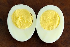 11-minute hard boiled egg