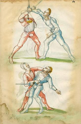 015-Fechtbuch-1520-Staatsbibliothek zu Berlin