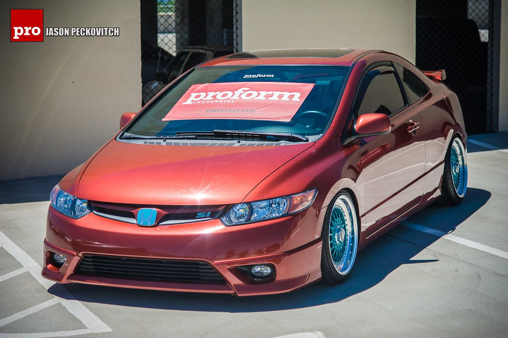 Stanced / Wide Wheel 8th Gen Civic Only!! Pictures and ...