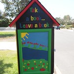 Free Little Library Opening in North Sherman Oaks - 1