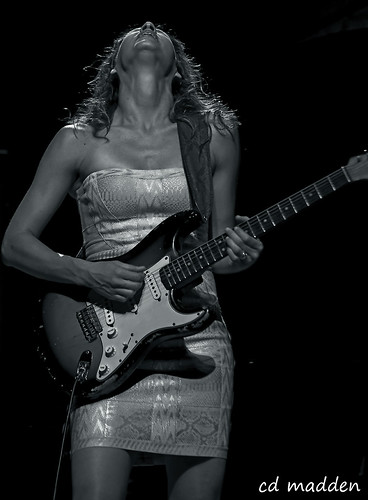 Ana Popovic -Cincy Blues Fest