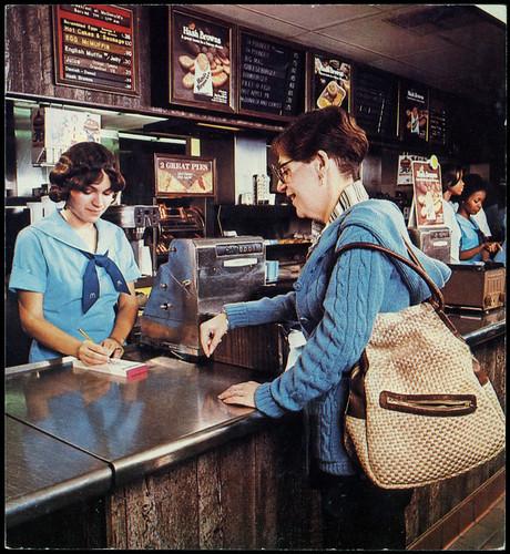 DLM Flash Cards - McDonalds - 1 of 6 - (c) 1978
