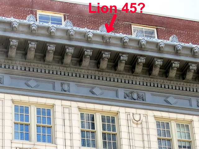 IMG_2221-2013-07-17-Cornice-Ellis-Carnegie-Building-Atlanta-from-6th-floor-Davisons-detail-2-lion-44-cornice-injured--A