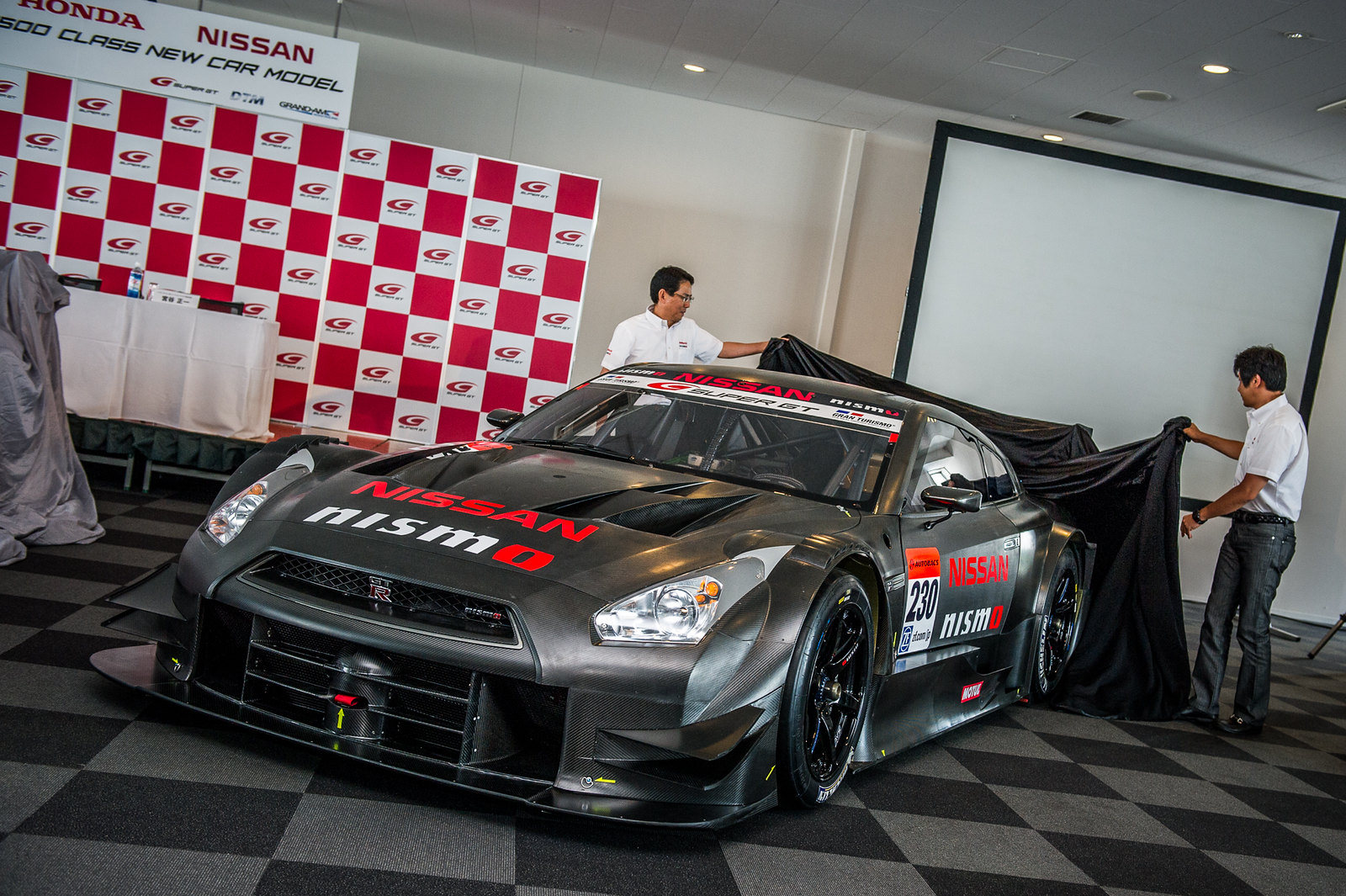 2014 Nissan GT-R Nismo GT500