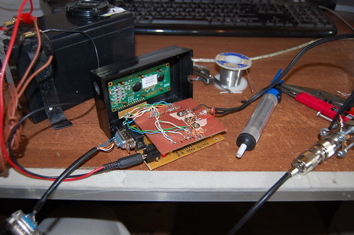 Arduino SWR Meter