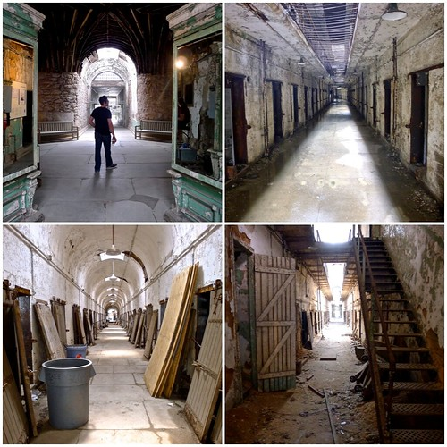 Eastern State Penitentiary Halls 2