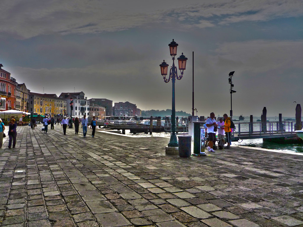 10. Un paseo por Venecia. Autor, Rodrigo Soldon