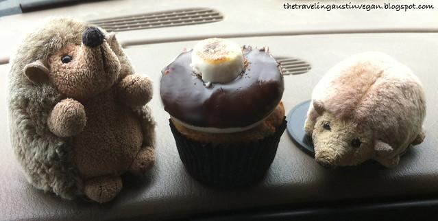 S'mores Cupcake from Bunner's Bakeshop - Toronto, Ontario, Canada