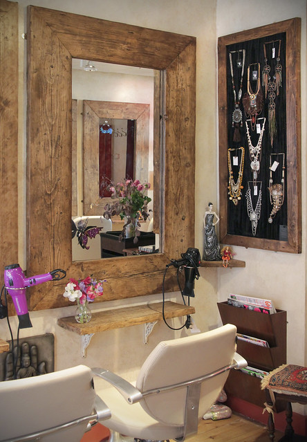... was installed into a local hair salon Flickr - Photo Sharing