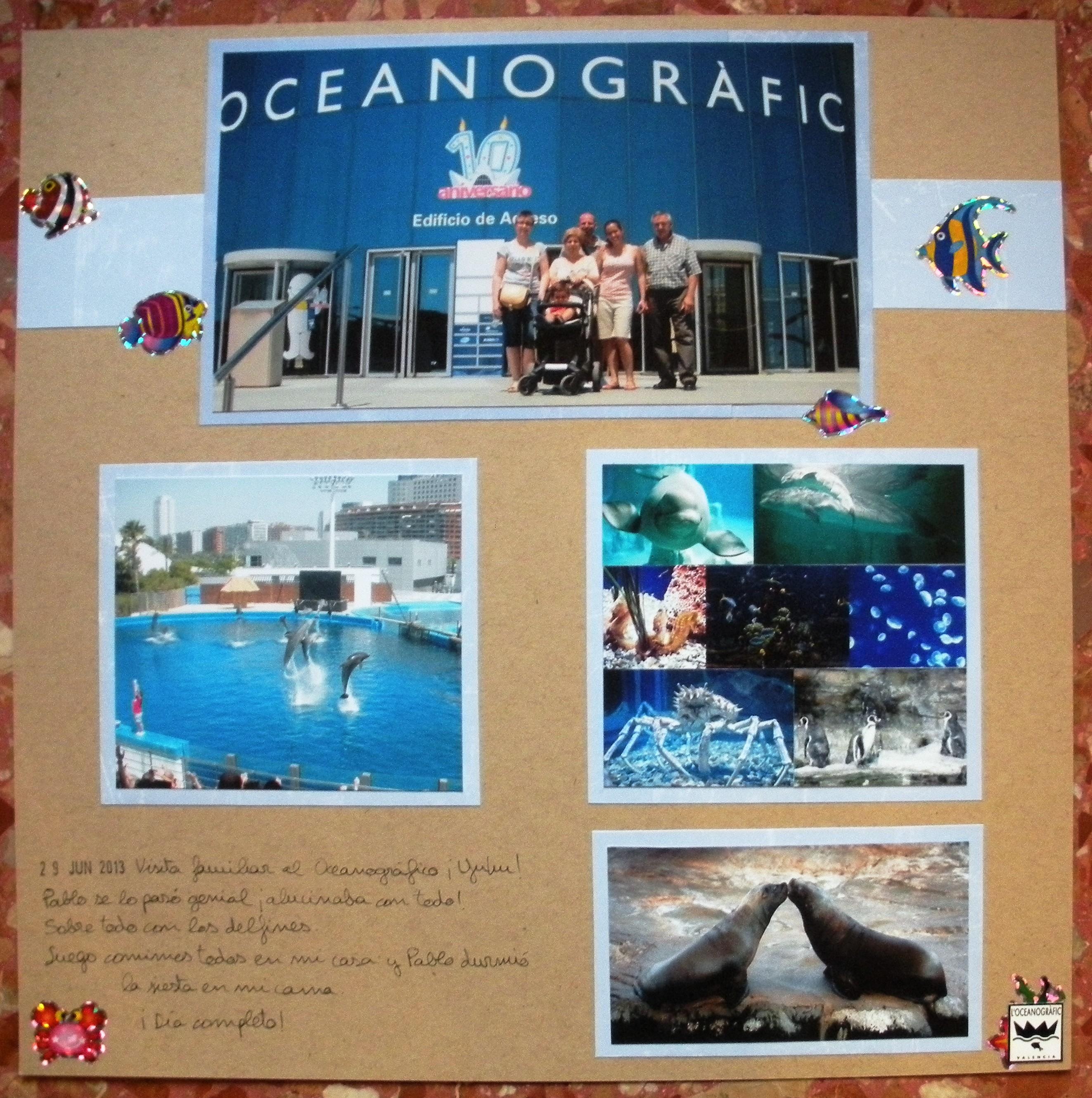 2013, 09. 07 - 29.06. Oceanográfico 3