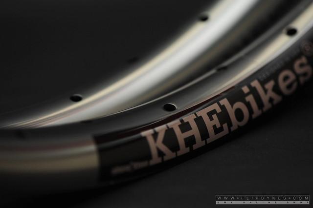 KHE Bikes Rims (Raw Finish)