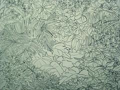 textile(0.0), map(0.0), flooring(0.0), art(1.0), pattern(1.0), sketch(1.0), line(1.0), design(1.0), drawing(1.0), wallpaper(1.0),
