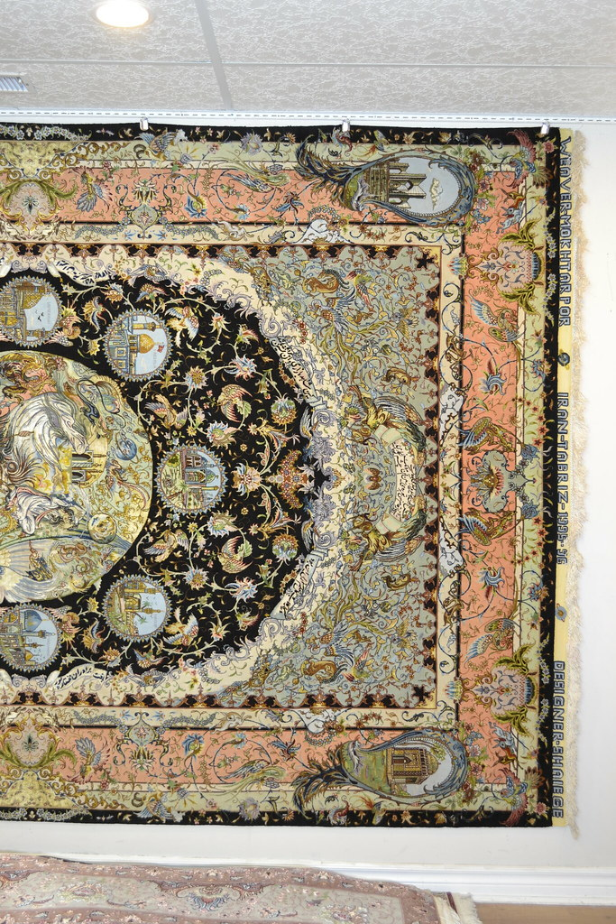 Tabriz 70 Raj - One of a Kind 7x10