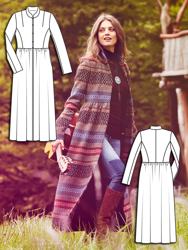 Woodstock: 11 Bohemian New Sewing Patterns – Sewing Blog ...