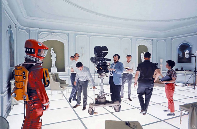 1967 ... Stanley directs '2001'