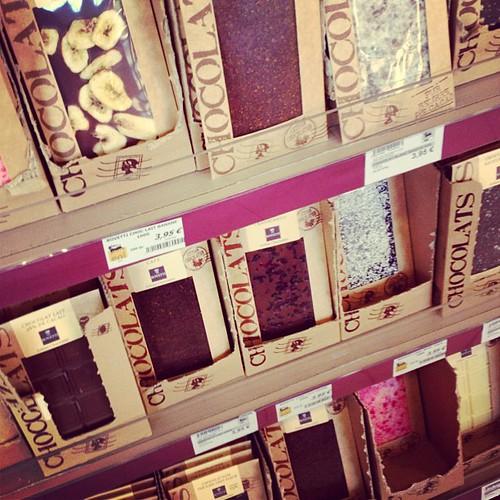 Et YESSSS mes chocolats préférés #enroutepourpau #et9