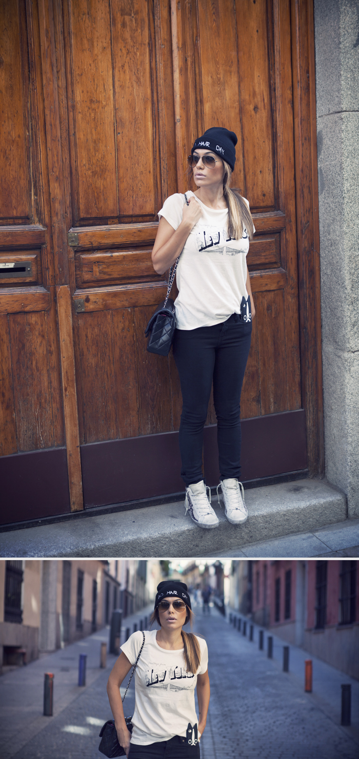 street style barbara crespo new york in huertas madrid outfit