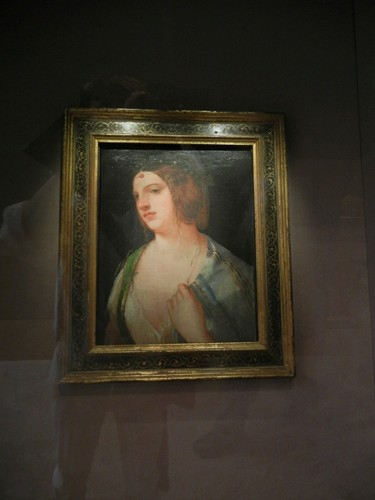 DSCN7678 _ Head of a Venetian Girl, c. 1509, Zorzo da Castelfranco, called Giorgion (1477_78-1510), Norton Simon Museum, July 