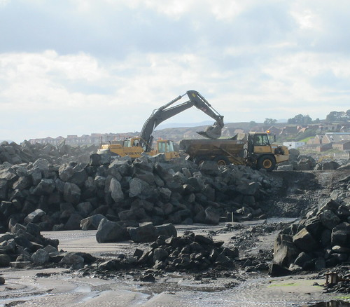 Kirkcaldy Promenade Works 3