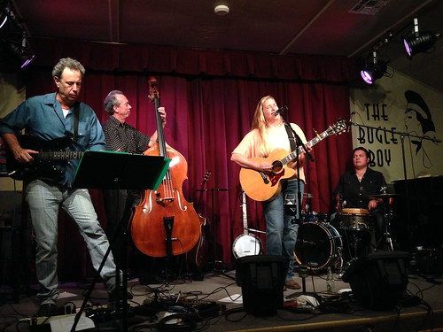Susan Gibson Band at the Bugle Boy