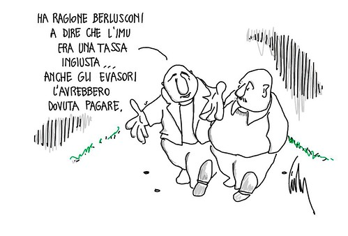 IMU tassa iniqua by Livio Bonino
