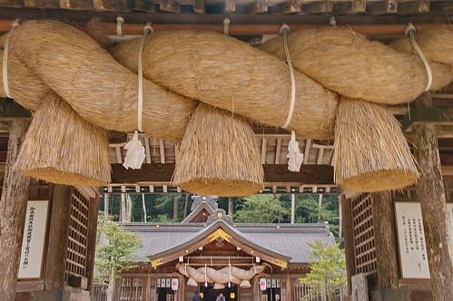 【写真】熊野大社