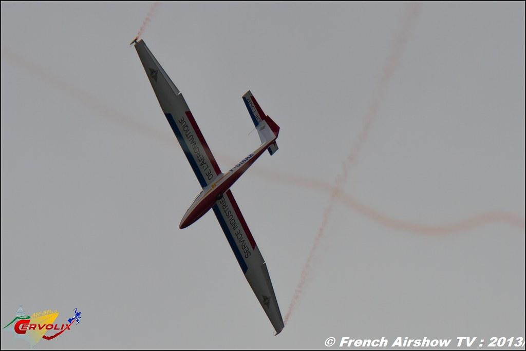 Pilatus B4 Denis Hartmann a Cervolix 2013