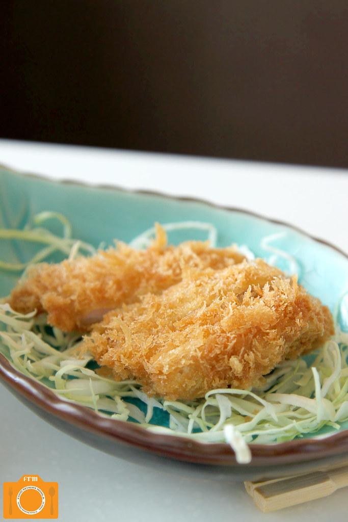 Ginza Bairin Chicken Katsu
