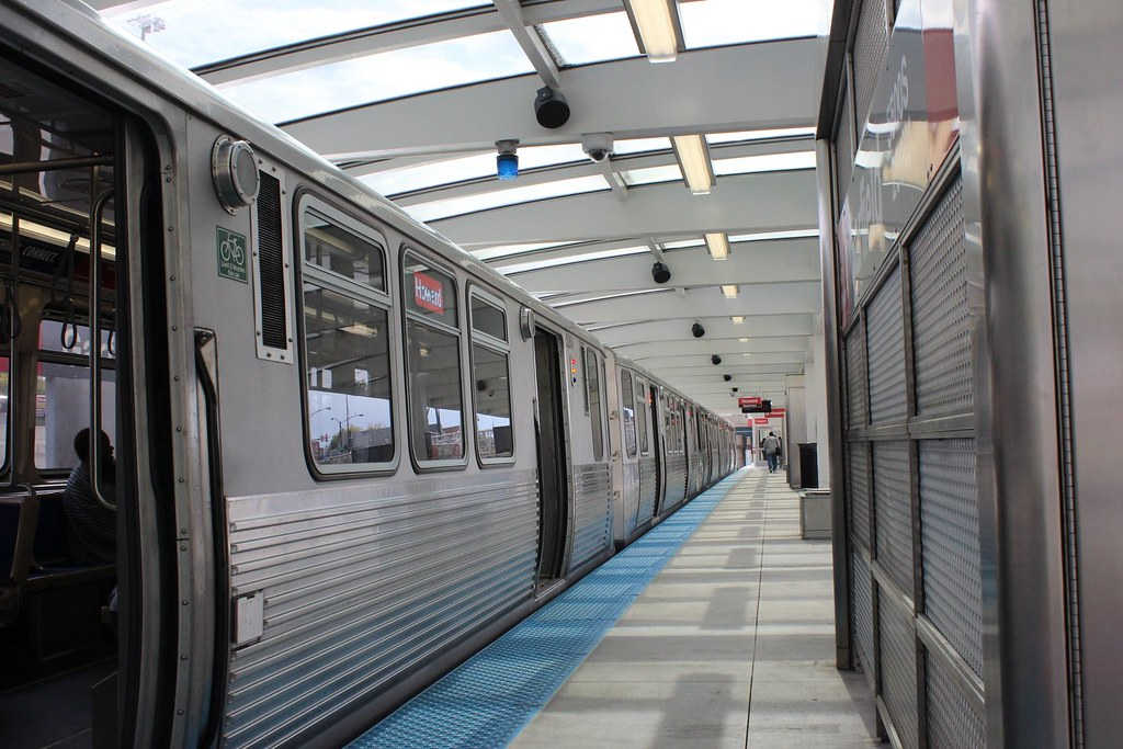 Red Line South Reopening Day