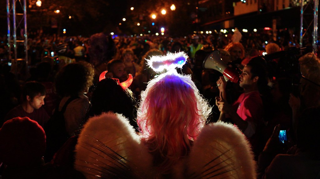 Photo Friday: 27th 17th Street High Heel Race, Dupont Circle, Washington, DC USA