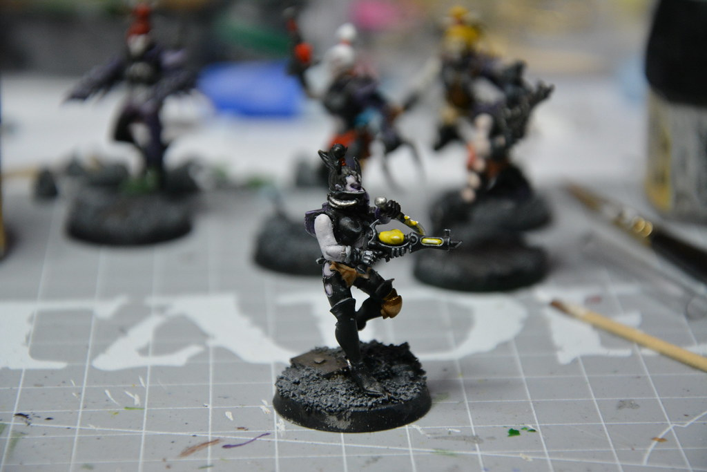 Cult of Bladed Violet & Kabal of Violet Storm - DE witches conversion! 10593780666_403ac3ca63_b