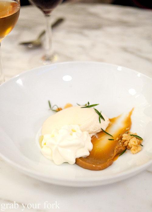 three milks dessert pannacotta ester chippendale