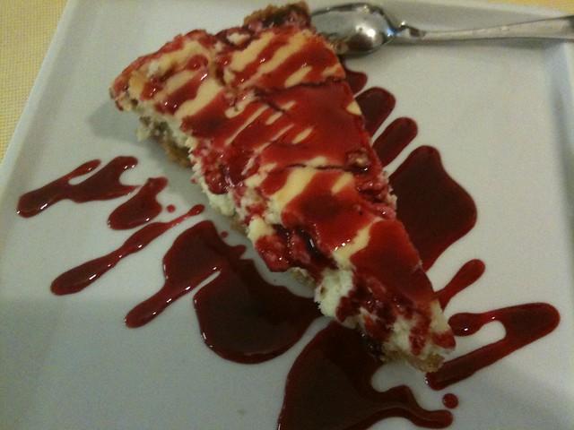Cheesecake Dukan Fase Attacco