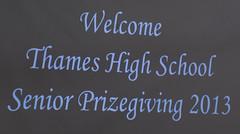 THS Prizegiving 2013