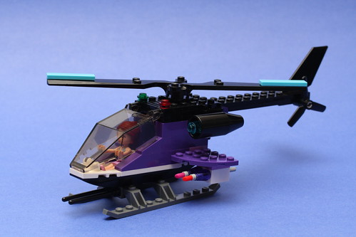 Mia's Attack Copter