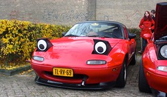 automobile, automotive exterior, vehicle, mazda mx-5, land vehicle, sports car,