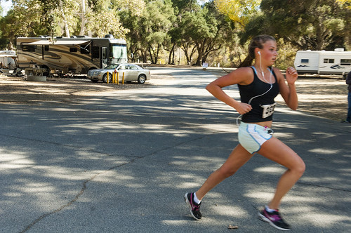 Final burst of speed at the finish of Old West Run in Temecula, by Crispin Courtenay, via Flickr