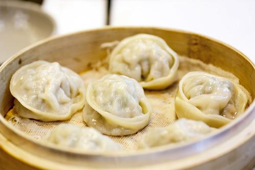 dumplings @ hand made noodle house