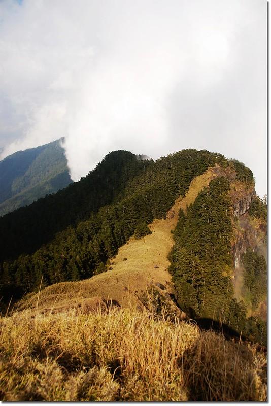 喀拉業稜線 1