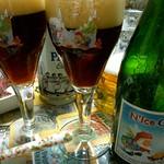 ベルギービール大好き!! シュフ・ナイス Chouffe N'ice