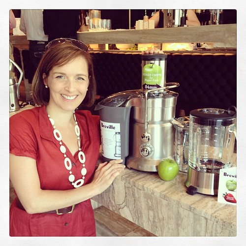 I won the #juicechat door prize! Thanks @brevilleAus & @joethejuicer - I see lots of juice recipes in my future!