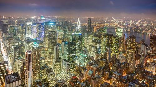 Rockefeller Nights - Explored