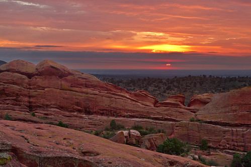 morning sky sunrise landscape dawn colorado cloudy denver redrocks morrison
