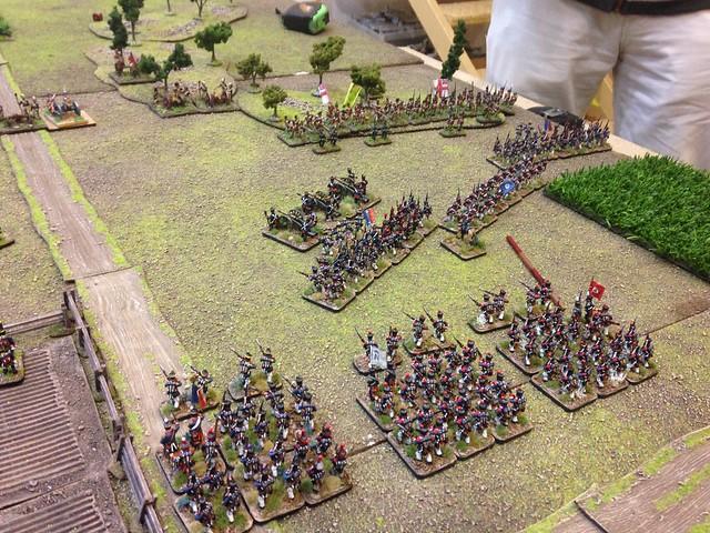 QUATRE BRAS (Napoleon at War) 11308486725_a32fc7ce0e_z