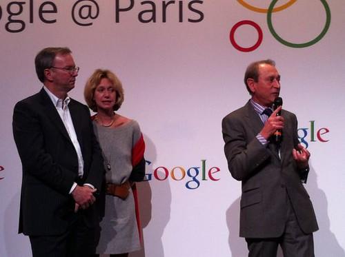 Googleplex_3 Bertrand delanoe
